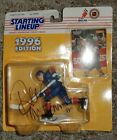Starting Lineup Hockey Theoren Fleury 1995 Autographed Great Shape Flames