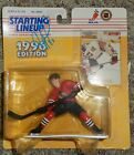 Starting Lineup Hockey Jeremy Roenick 1996 Autographed Chicago Blackhawks