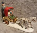 Lemax Village Collection~ Horse Drawn Buggy ~ No box