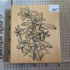 New Northwoods Rubber Stamp Large Excellent Quality Rubber Stamp 314
