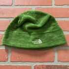 The North Face Heather Green Fleece Winter Hat