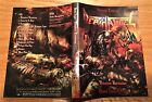Death Angel - Relentless Retribution Blood Pack Edition CD + DVD (Autographed)