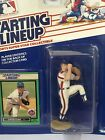 1989 Starting lineup David Cone figure Card New York Mets toy P MLB Dave Yankees