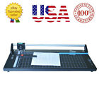 24 Precision Rotary Paper Trimmer Portable Sharp Photo Paper Cutter Machine US