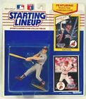 ⚾️ 1990 STARTING LINEUP - SLU - MLB - VON HAYES - PHILADELPHIA PHILLIES