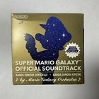 Super Mario Galaxy - Official Soundtrack Music CD - by Nintendo