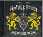 Knight Fury - Time To Rock (Rare CD) 20162 Ex-Lizzy Borden Megadeth Fifth Angel