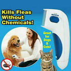 Flea Doctor Electric Flea Comb Great for Dogs  Cats Pet Brush Anti Tick Control