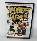 The Biggest Loser The Workout DVD 2005 GOOD FREE SHIPPING Exercise TV
