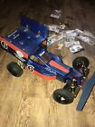 Team Associated RC 10 Vintage A-Stamp Buggy with Hot Trick Front End Futaba OG