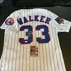 Larry Walker Rookie Cards Checklist and Autographed Memorabilia Guide 51