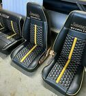 JEEP WRANGLER YJ RECLINING SEAT COVERS UPHOLSTERY KIT1987 95