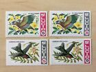 St Lucia 1969 Bird Stamps Completed Set MNH