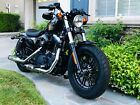 2016 Harley Davidson Sportster 2016 Harley Davidson XL1200X Forty Eight 48 120 miles Showroom Condition