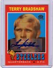2015 Topps 60th Anniversary Retired Autograph Football Cards 17