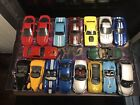 17 NEW RAY DIECAST Model Cars 1 32 Scale 17 Cars Total