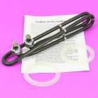 Hot Tub Heater Element Spa Heating Coil 25kw SIDE Terminal 98 230 115 gaskets