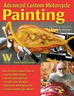 Advanced Custom Motorcycle Painting by the King of Flames Dave Perewitz~NEW!
