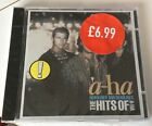 The Hits of A-Ha - Headlines and Deadlines - CD - 1981 - Warner Brothers BNIP