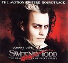 Sweeney Todd: Highlights From The Motion Picture Soundtrack DISC ONLY #O221