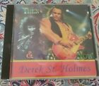 Derek St. Holmes - Then & Now CD Classic Rock AUTOGRAPHED Ted Nugent Aerosmith