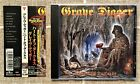 Grave Digger - Heart Of Darkness + 2 Japan OBI (Autographed by Chris Boltendahl)