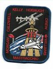 STS 118 Space Shuttle ENDEAVOUR Mission NASA 4 Patch