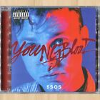 ASHTON COVER---> 5 SECONDS OF SUMMER Youngblood EXCLUSIVE +5 Tracks 5SOS CD 0331