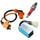 Racing Ignition Coil+Spark Plug+CDI Box For GY6 50cc 150cc 4 Stroke Engines A t9