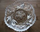 Fine Signed Tuthill Cut Glass Bowl