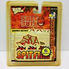 Tech Deck Spitfire Stickers Pack of 6 NEW Skate Hardware Series 2002 AS IS