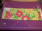 Fabric 30 LARGE FUNKY FLOWERS PastelS DIY Face Mask Crafts