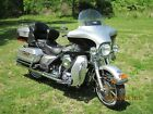 2003 Harley Davidson Touring 2003 100th anniversary Ultra Classic in silver and black