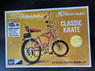 MPC Schwinn Sting Ray 5 Speed Bicycle 1:8 scale model kit new 914 YELLOW