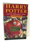 JKRowling Harry Potter and the Philosophers Stone 1997 Sign