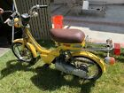 Suzuki FA50 Shuttle Gas Scooter moped 49cc 2 Stroke Oil Injection Pre Owned