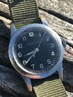 Jaeger leCoutre Military 6B/159, Fixed bars, beautiful clean movement.