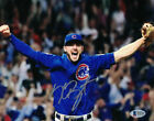 Kris Bryant Autographed Signed Chicago Cubs 8x10 Photo BAS 26886