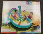 INTEX Dinoland Inflatable Play Center Pool  Slide 131 x 90 x 44 SHIPS FAST