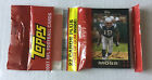 2007 Mint Unopened Topps Football Cello pack with HOF Randy Moss on Top NFL !!!!