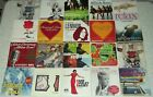 Job-Lot. Twenty Freebie CDs. All Listed. Includes Card Slip Cases. Have A Look