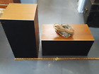 Pair of Untested Bang & Olufsen Beovox 3702 Speakers 28458