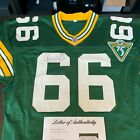 Ray Nitschke Cards, Rookie Card and Autographed Memorabilia Guide 27