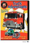 Real Wheels Truck Adventures There Goes Truck Fire Truck Garbage DVD NEW