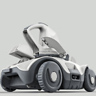 Kokido Magna X Cordless Robotic Pool Cleaner Batteries and Charger Cable Used