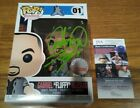 GABRIEL IGLESIAS Signed FLUFFY Funko Exclusive Store limited edition 01 JSA COA