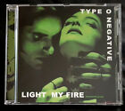 TYPE O NEGATIVE Light My Fire -remastered- CD  Carnivore,Danzig,OctoberRust,Ozzy