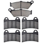For MOTO GUZZI California 1100 Classic Touring Motorcycle Front Rear Brake Pads