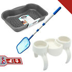 Lay Z Spa Accessories Kit Foot Bath Pool Skimmer And Drinks Holder