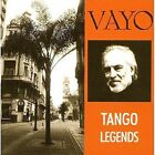 Tango Legends by Vayo (CD, Pantaleon) Golden Age of Tango/Recorded in Uruguay